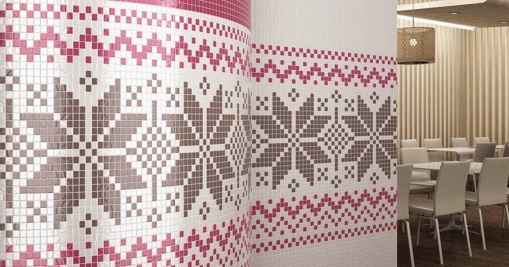 Mosaic Tile As Interior Elements : Mosaic Tile As Interior Elements : Top catalog of Mosaic tiles in the ...