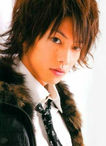 Takeru Sato photo