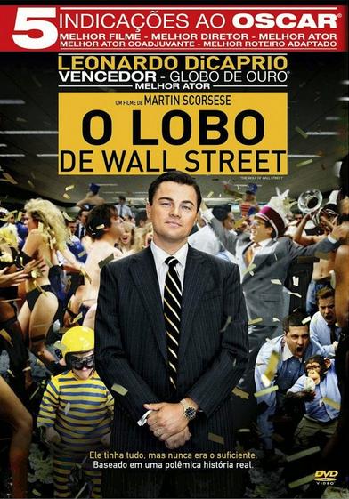 Filme O Lobo De Wall Street Dublado AVI BDRip