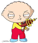 . séries de desenho animado que já assisti, Family Guy e American Dad. (stewie griffin)