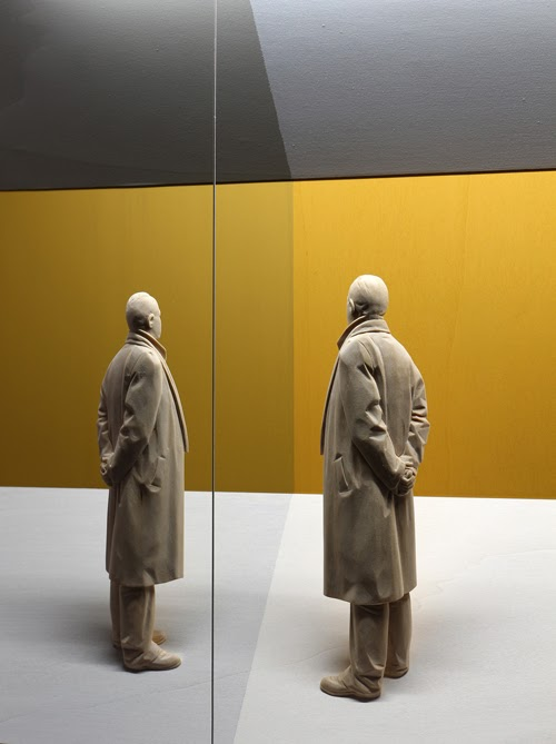 Peter Demetz Reflected moment detail
