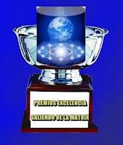 Premio Excelencia:concedido por Consciencia Y Vida Megazine