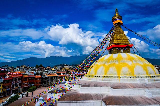 Voyage kathmandu en Népal