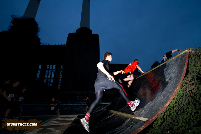 Skate Ramp - Survival of the Fittest Battersea