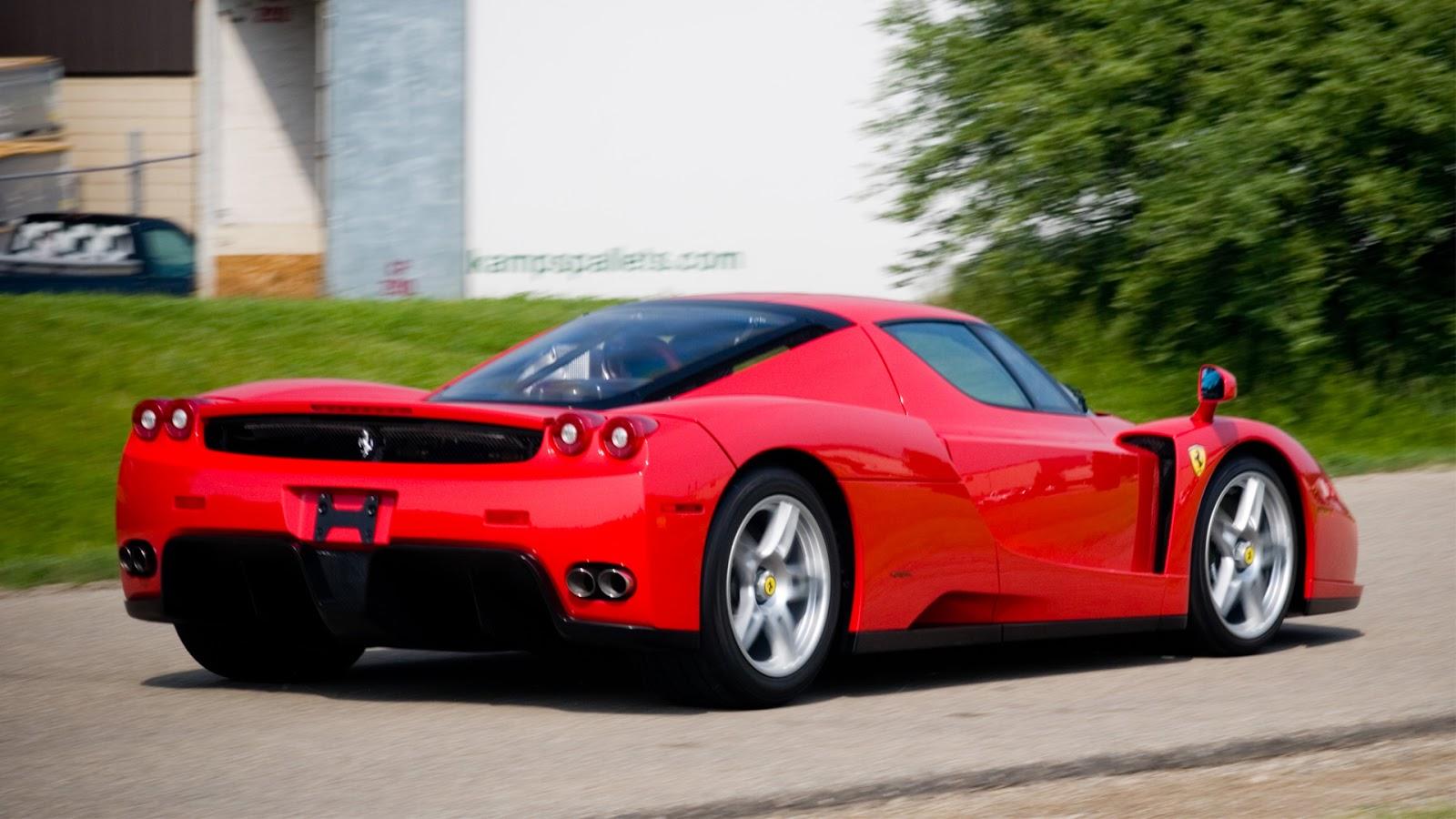 Windows 7 Ferrari Theme Screenshots