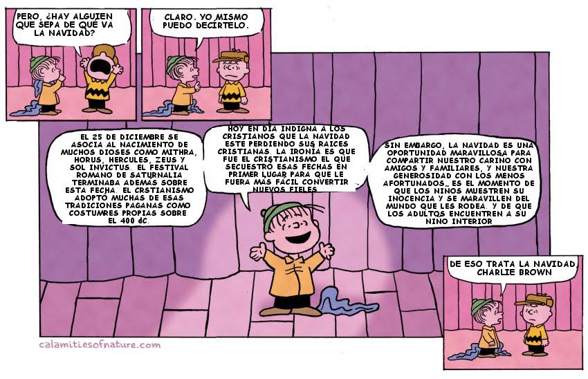 Charlie Brown Navidad