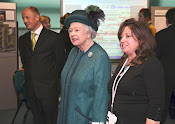 Her Majesty the Queen and I