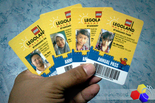 mknace unlimited™ | Legoland getaway : our legoland annual pass