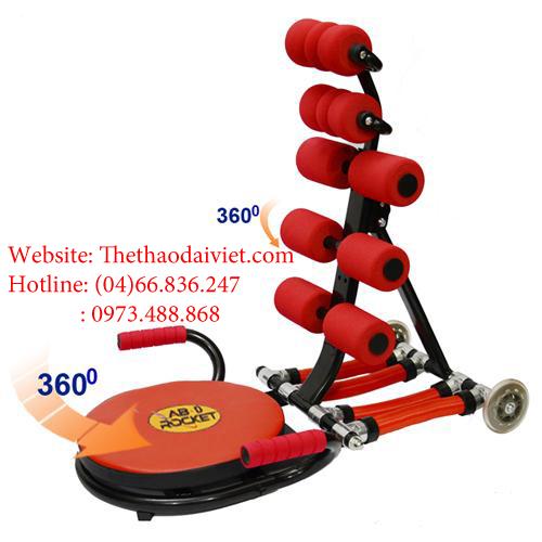 Bao gia may tap bung AD Rocket 2013A