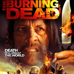 Poster The Burning Dead 2015