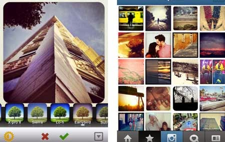Intagram aplikasi editing foto