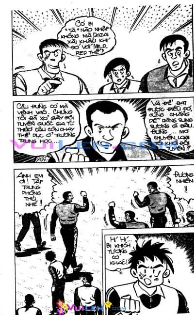 Jindodinho - Đường Dẫn Đến Khung Thành III Tập 55 page 11 Congtruyen24h