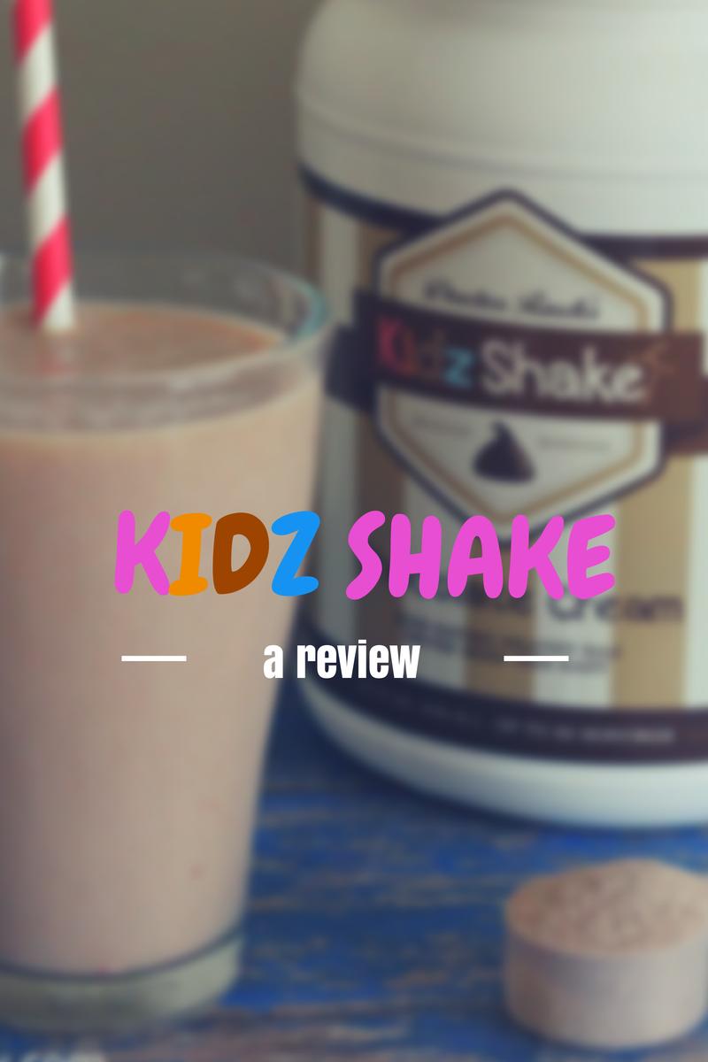 KidzShake Review - mamabelly.com