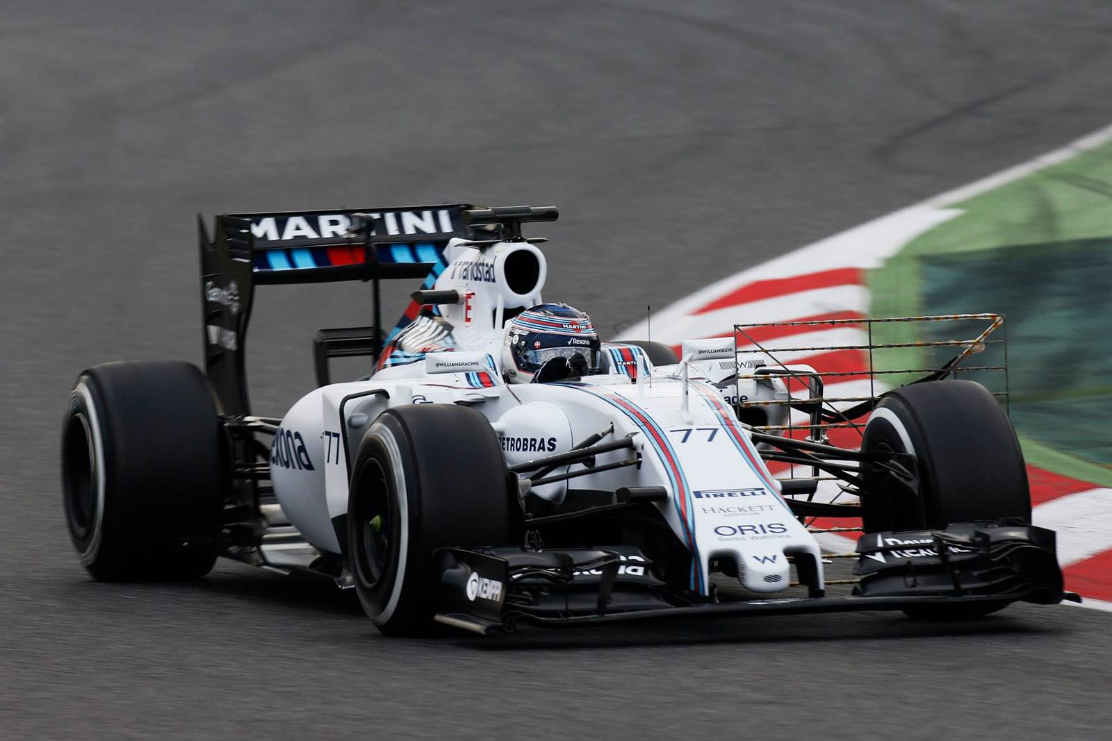 Williams FW37 - Bottas