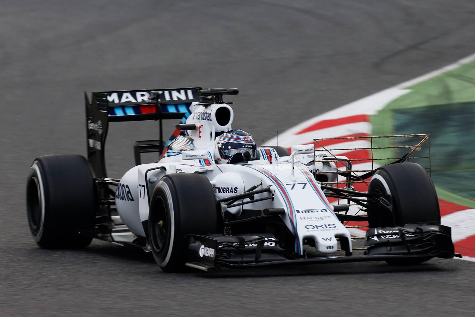 Williams-Mercedes - Valtieri Bottas