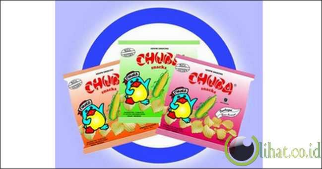 Snack Singkong Chuba