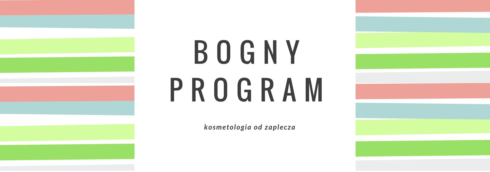 Bogny Program - kosmetologia od zaplecza
