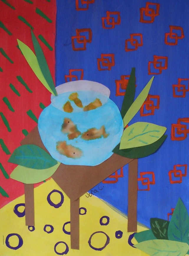 matisse fishbowl paintings