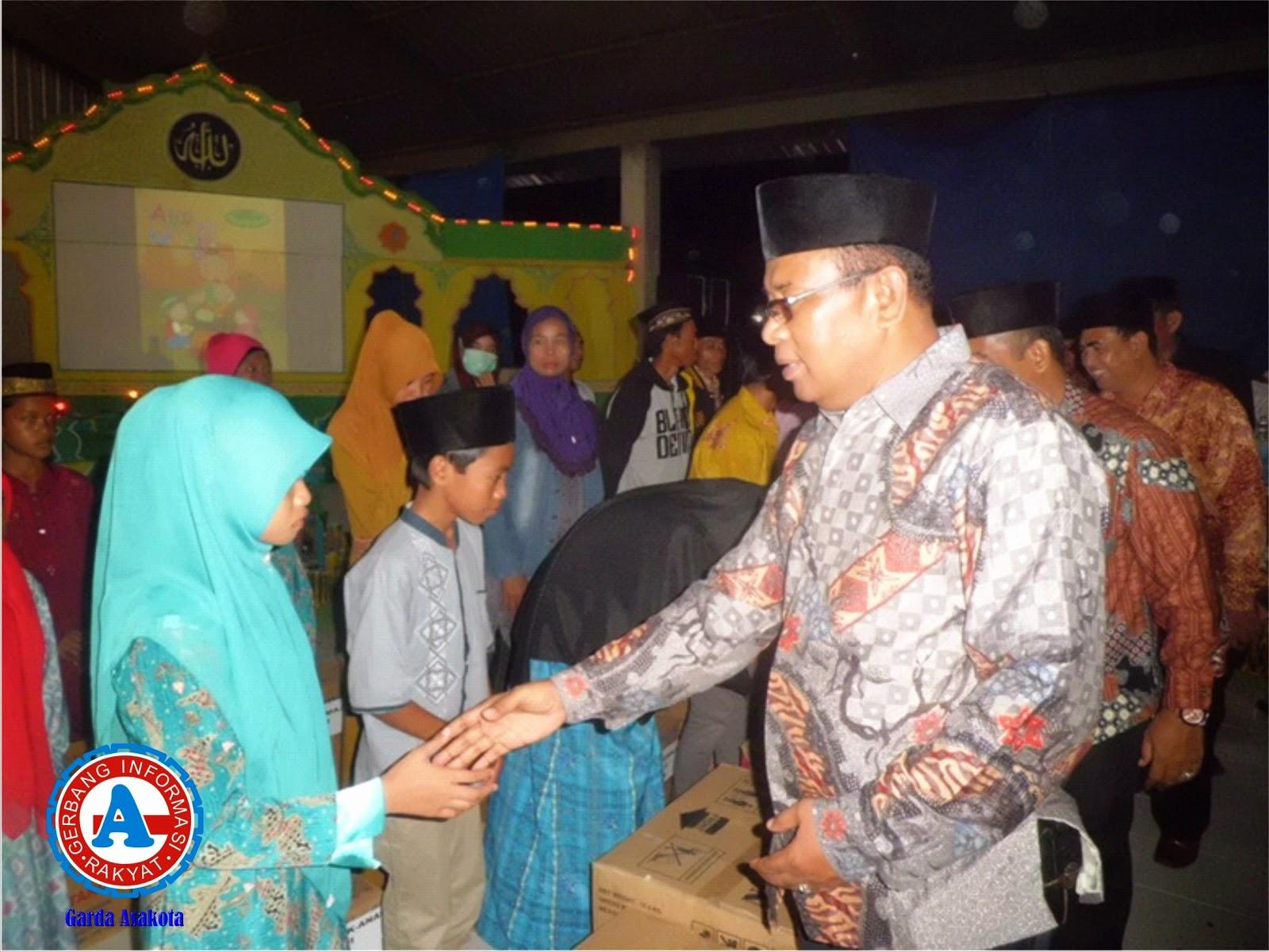 Desa Bolo Raih Juara Umum MTQ  ke-13 tingkat Kecamatan Madapangga
