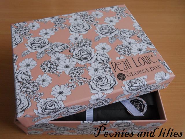 Glossybox april 2013, Glossybox pearl lowe