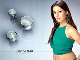 Amrita RAO HD Wallpaper