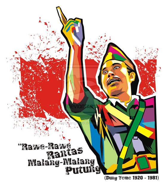 Semangat Kemerdekaan Indonesia