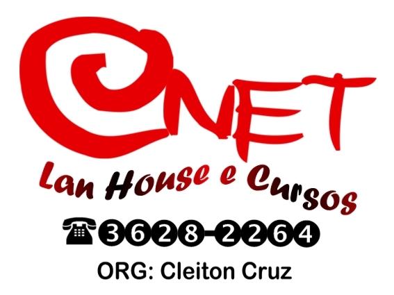 CNET LAN HOUSE E CURSOS