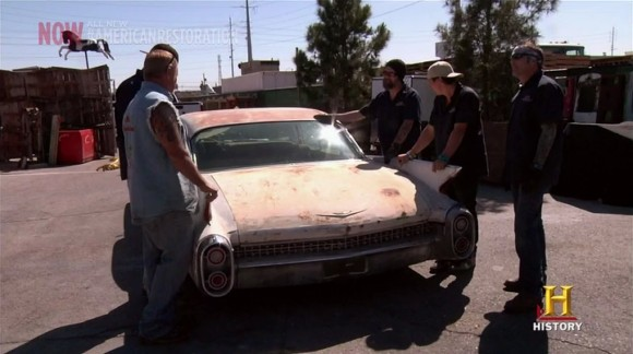 American Restoration Season 4, Episode 12, 13 – Un-Predicta-ble and