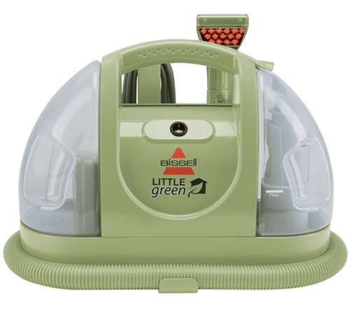 bissell green machine