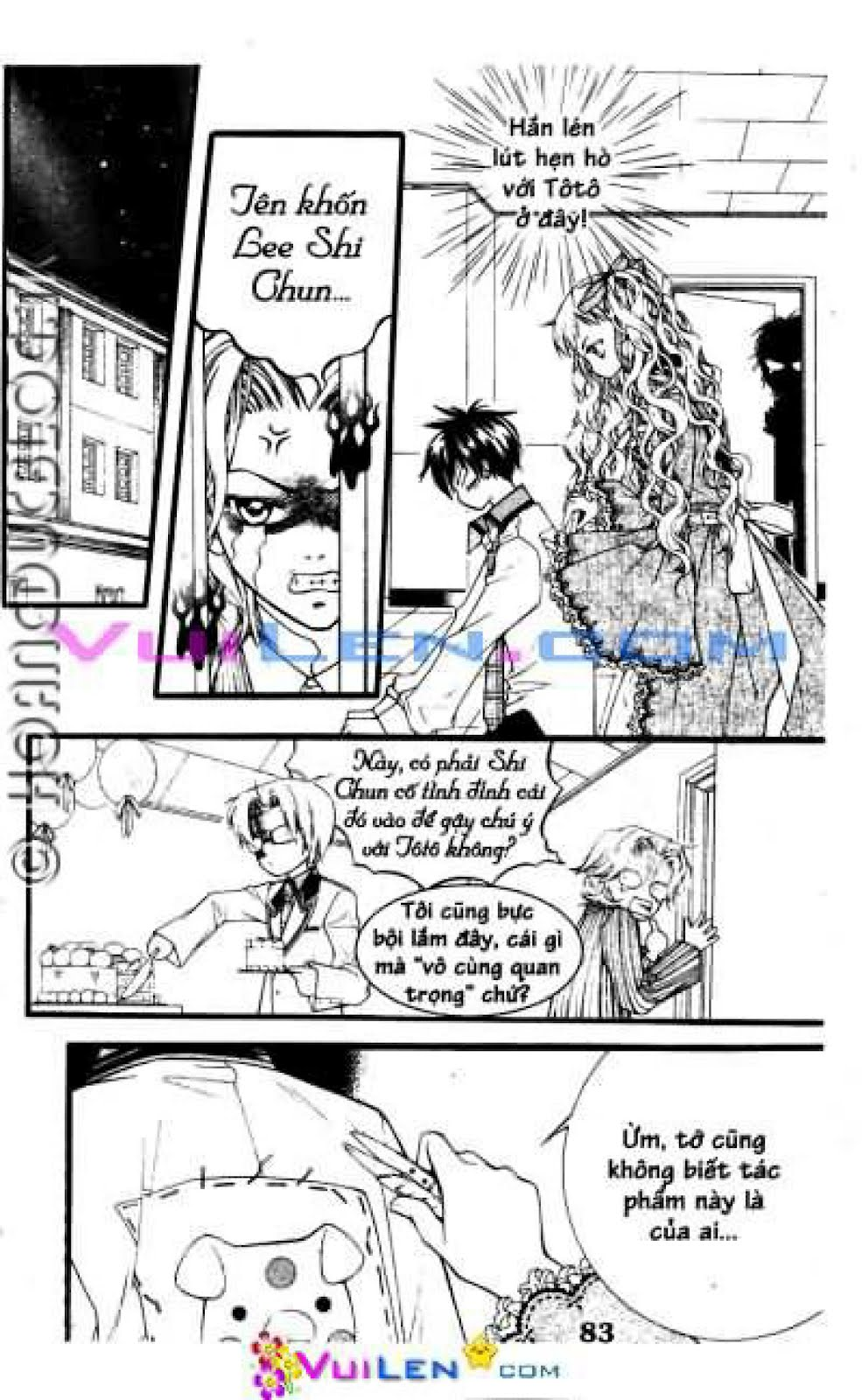 Cô dâu Heo - Pig Bride Chapter 1 - Trang 81