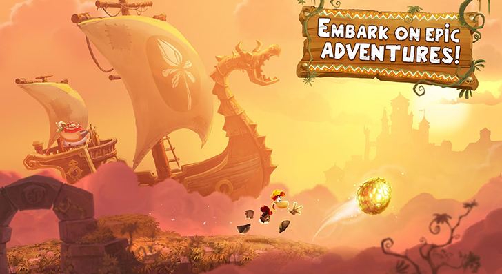 Rayman Adventures Free App Game By Ubisoft Entertainment