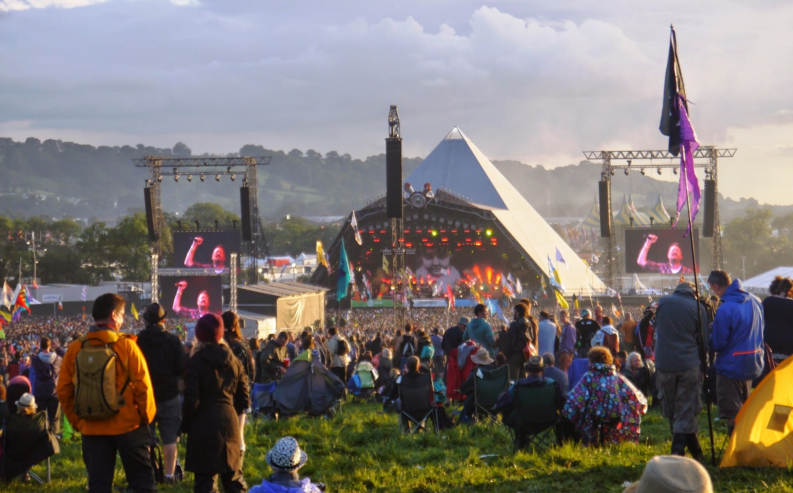 Elbow at Glastonbury Festival