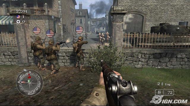 Call Of Duty 2 En Espanol Para Pc