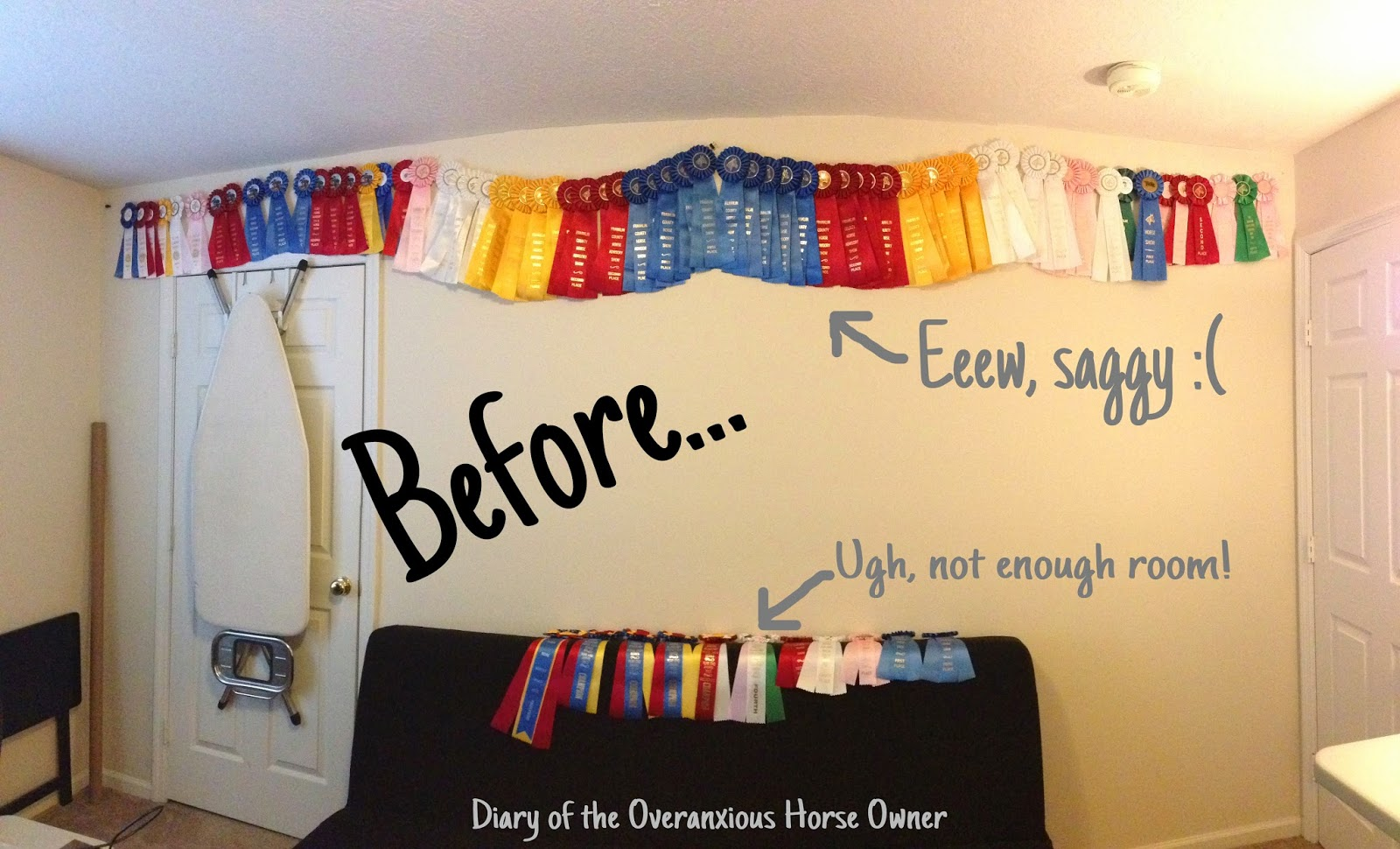 Diary Of The Overanxious Horse Owner March 2014
