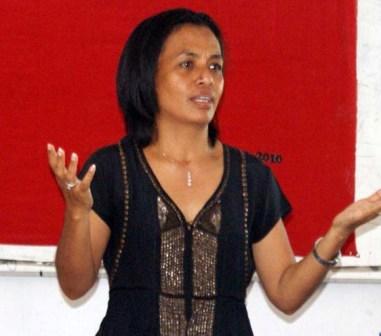 Ministra da Justiça timorense participa na cerimónia de abertura do curso...