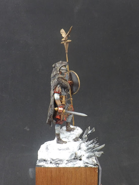 Roman Aquilifer - Ares Mythologic 75mm 010