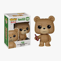 Funko Pop! Ted 2 with beer