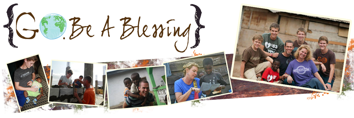 Ghana Africa Adoption, Mission, and Family Blog - BB Bits