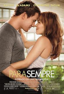 """Pôster brasileiro do filme """"Para Sempre"""""""