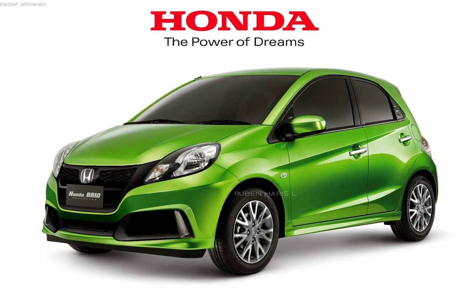 Daftar Harga Honda Brio dan Spesifikasinya