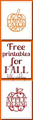 pumpkin patch printable apple picking printable fall decor fall mantle