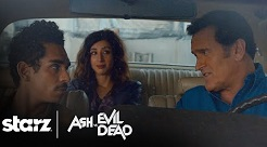 Ash vs Evil Dead  |  The Reluctant Hero and His Crew