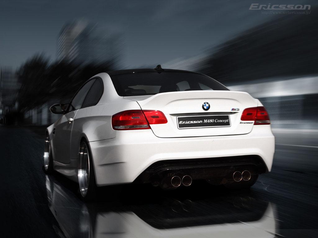 SPORT CAR: BMW M3 E92 2007