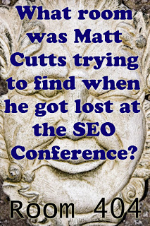 Matt Cutts SEO Joke!