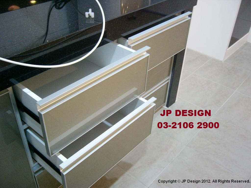 Cabinets of kitchen design, planning & manufacturer in Kuala Lumpur