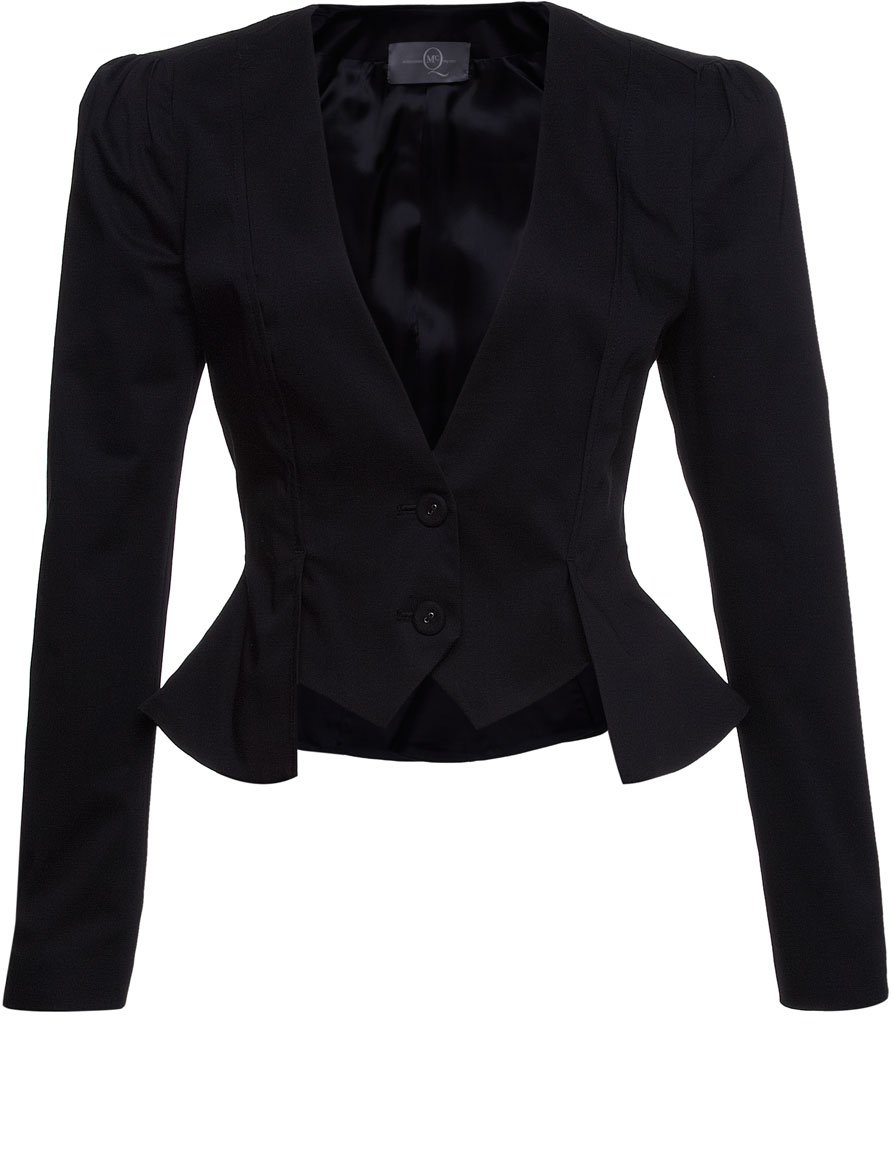 Peplum Jacket Keep it polished and fashion-forward in a peplum jacket. Whether you're in search of a classic blazer or a zip-up style, we've got plenty of choices to build on a chic wardrobe.