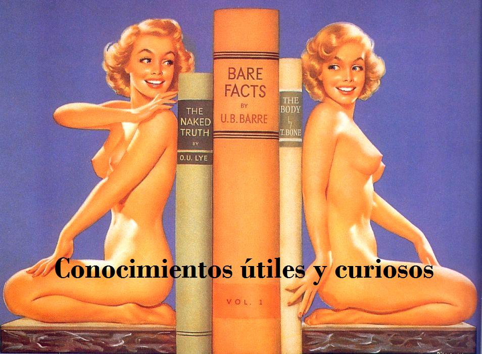 Conocimientos útiles y curiosos