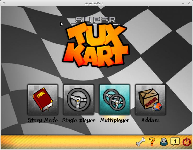 Download Game Supertukart 3D