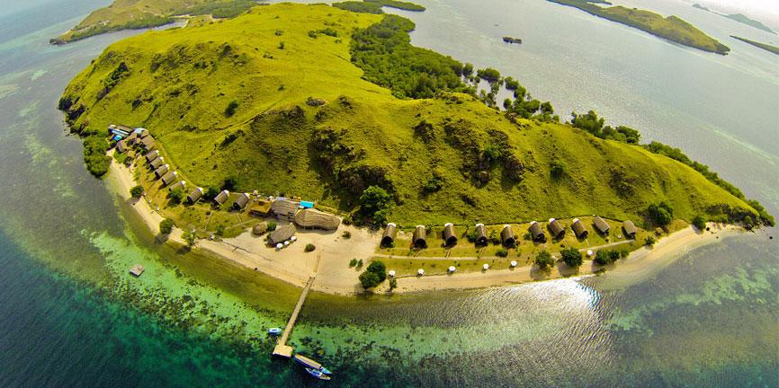 Komodo Resort - Hotel dengan Lokasi Terindah & Terunik di Indonesia