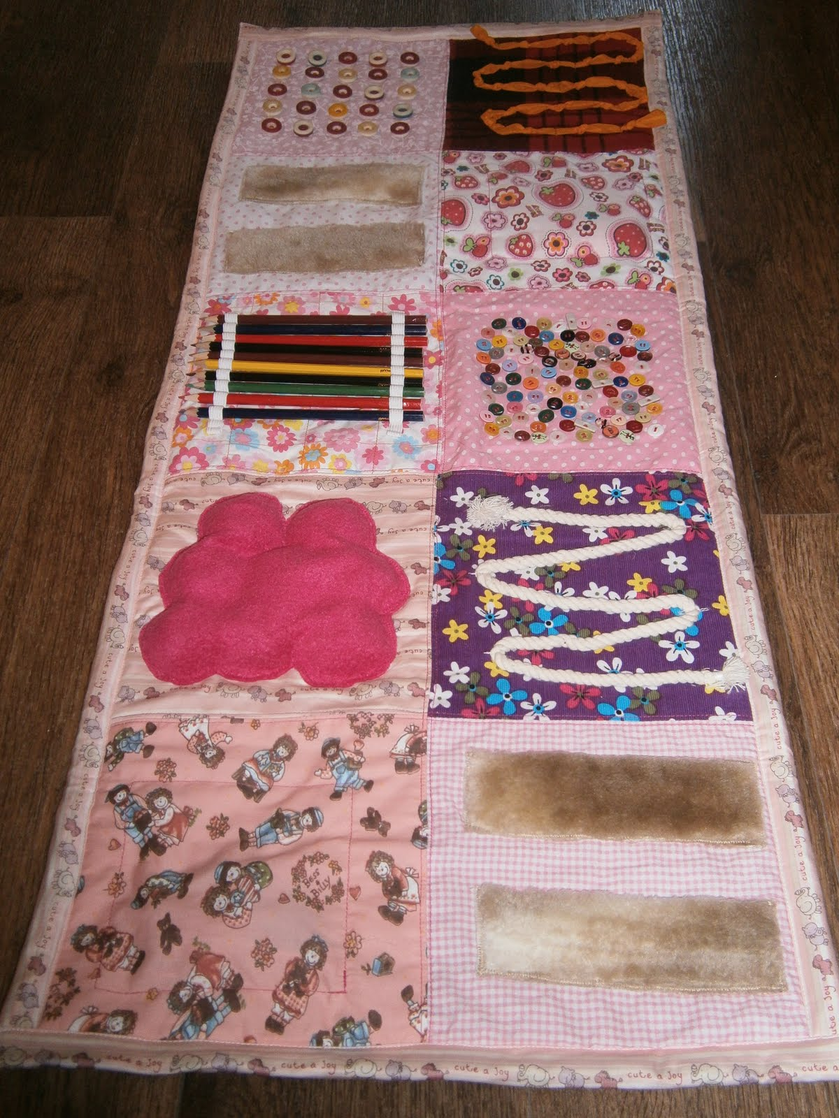 Массажные коврики своими руками для детского сада. Как сделать массажный 23